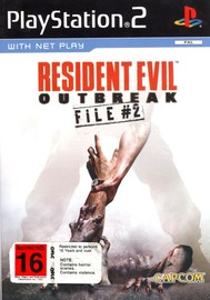 Resident Evil: Outbreak File #2 for PS2