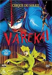 Cirque Du Soleil - Varekai on DVD