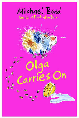 Olga Carries On by Michael Bond image