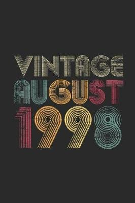 Vintage August 1998 by Vintage Publishing image