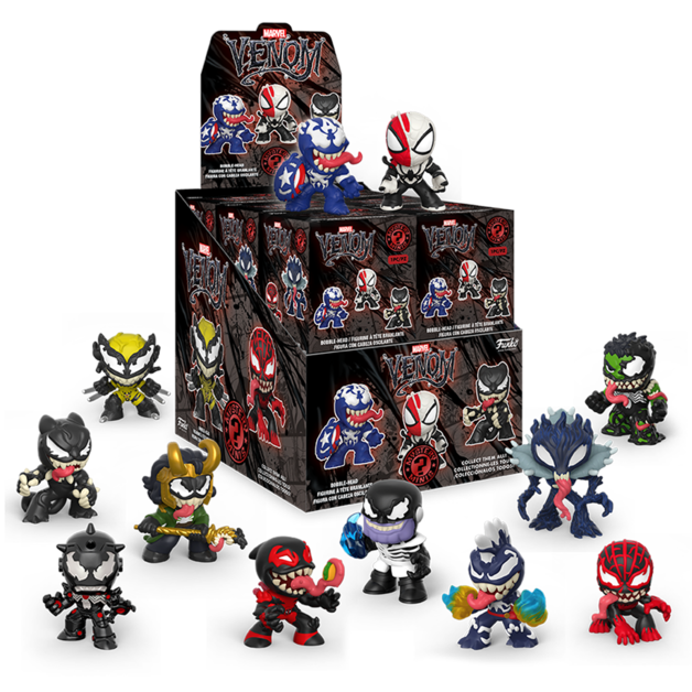Marvel: Venomized Mystery Minis - Vinyl Figure (Blind Box)