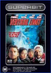 Superbit - Vertical Limit on DVD