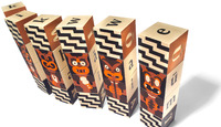 Uncle Goose - Maori Alphabet Block Set
