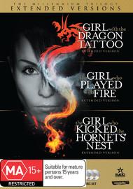 Millennium Trilogy - Extended Edition DVD