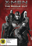 X-Men: Days Of Future Past - Rogue Cut on DVD
