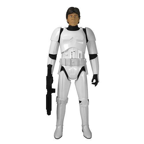 Star Wars Classic Han Solo Figure (77cm) image