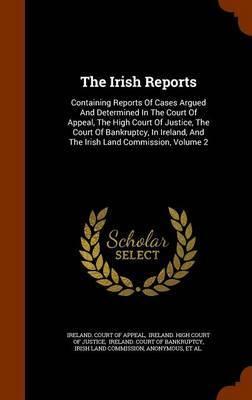 The Irish Reports image