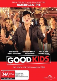 Good Kids on DVD