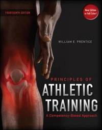 Arnheim's Principles of Athletic Training by William E. Prentice