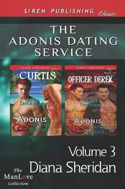 The Adonis Dating Service, Volume 3 [The Adonis Dating Service by Diana Sheridan