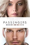 Passengers (2016) on Blu-ray