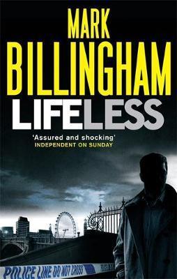 Lifeless by Mark Billingham image