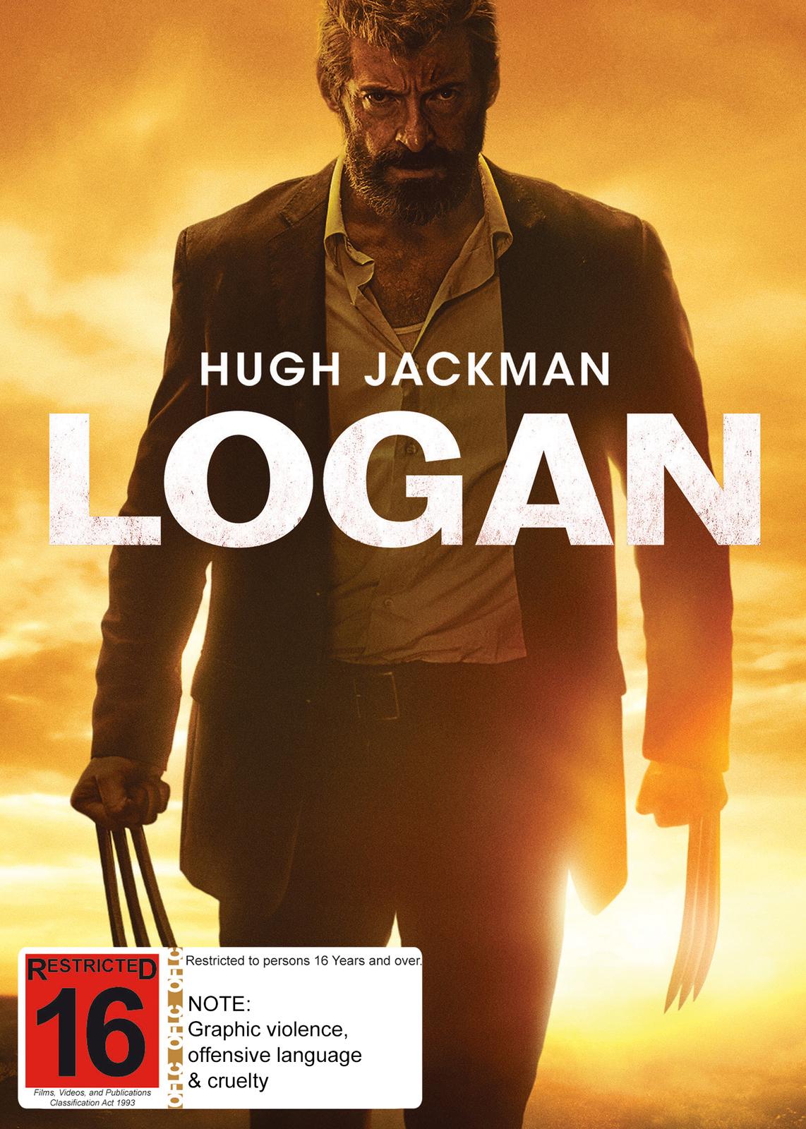 Logan DVD image
