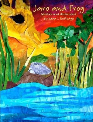 Jaro and Frog by Kara Rutledge