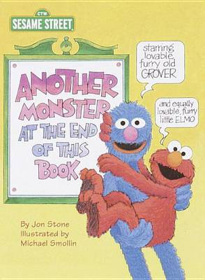 Another Monster at the End of This Book by Jon Stone image