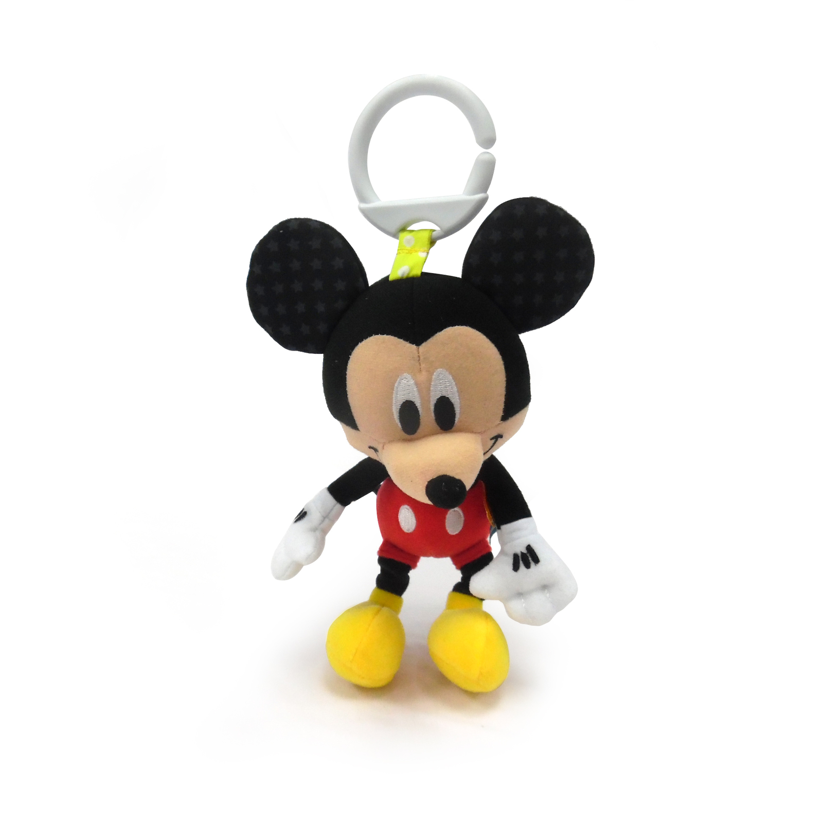 Mickey Mouse Plush Pram Toy image