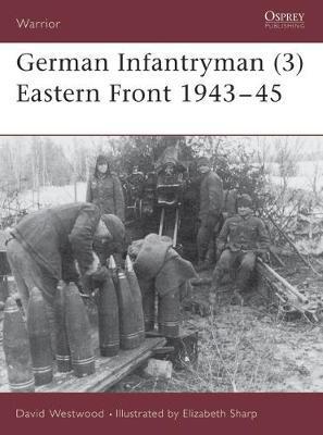 German Infantryman: 3 by David Westwood
