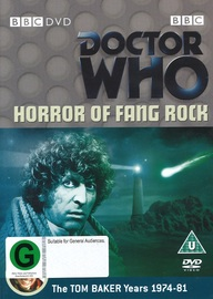 Doctor Who: The Horror of Fang Rock on DVD