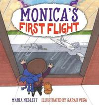 Monica's First Flight by Maria Neblett image