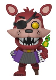 Five Nights at Freddy's: Pizza Simulator - Rockstar Foxy Pop! Vinyl Figure