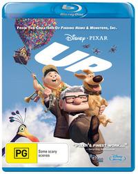 Up: Blu-ray + DVD (3 Disc Set) on DVD, Blu-ray