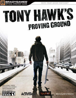 Tony Hawk's Proving Ground: Official Strategy Guide by Doug Walsh image