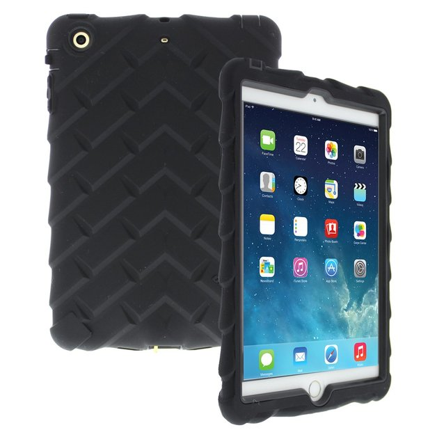 Gumdrop: DropTech for iPad Mini 4 - Black