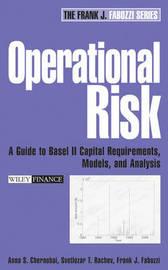 Operational Risk by Anna S Chernobai