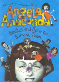Angela Anaconda: Families and How to Survive Them image