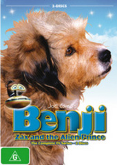 Benji - Zax And The Alien Prince: The Complete TV Series (2 Disc Set) on DVD