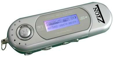 Zion MP3/WMA Player 256MB image