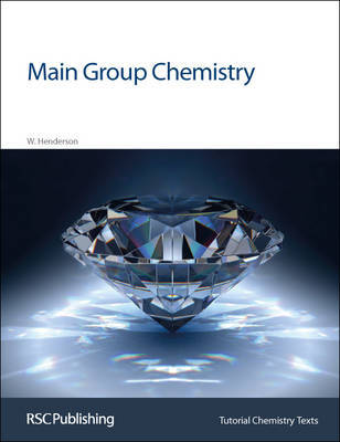 Main Group Chemistry by W. Henderson image