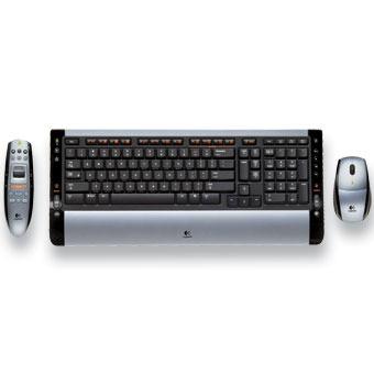 Logitech Cordless Desktop S 510 with remote
