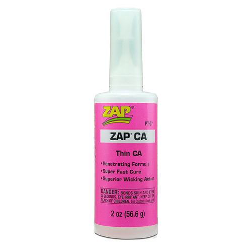 Zap Thin CA 56.6g