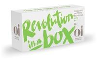 Oi Organic Cotton Tampons non-applicator (Mini, 16s)