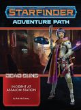 Starfinder RPG Adventure Path: Dead Suns Part 1 - Incident at Absalom Station