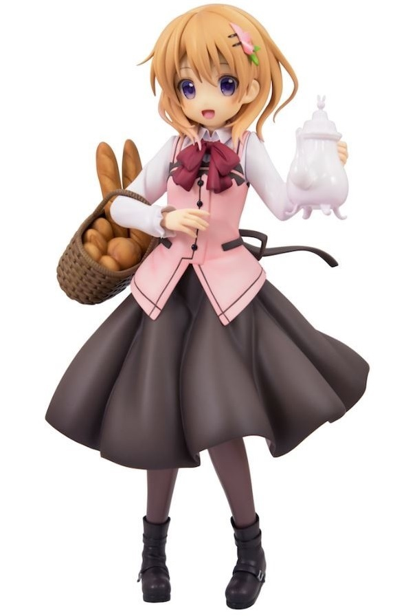 Is The Order A Rabbit???: 1/7 Cocoa (Cafe Style) - PVC Figure image