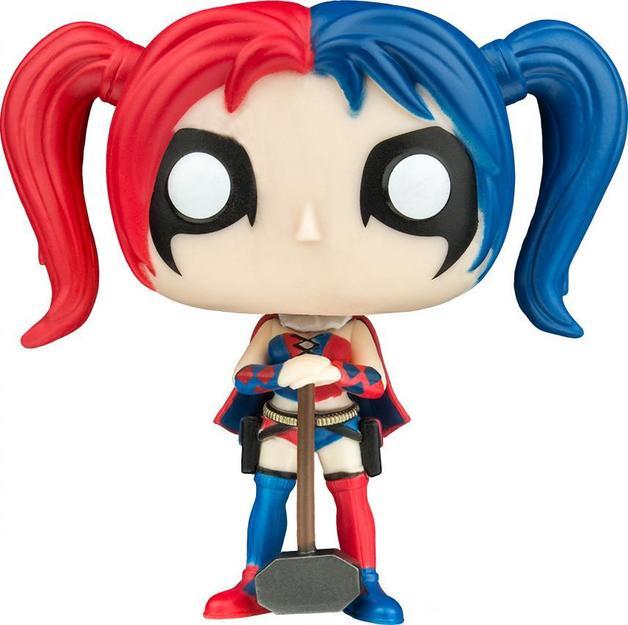 DC Comics - Harley Quinn (New 52) Pop! Vinyl Figure