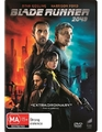 Blade Runner 2049 on DVD