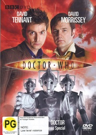 Doctor Who: The Next Doctor - 2008 Christmas Special on DVD
