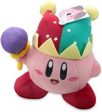 "Kirby Plush Kirby Mirror 6"""