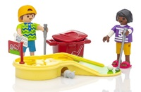 Playmobil: Special Plus - Children Minigolfing (9439) image