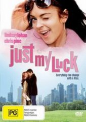 Just My Luck on DVD