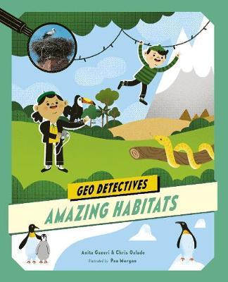 Amazing Habitats by Anita Ganeri