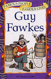 Guy Fawkes by Harriet Castor image