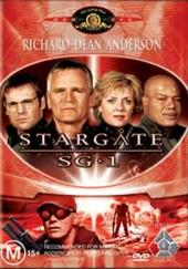 Stargate SG-1 - Season 7 Volume 4 on DVD
