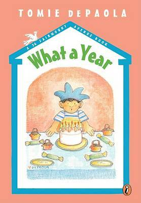What a Year by Tomie Depaola image