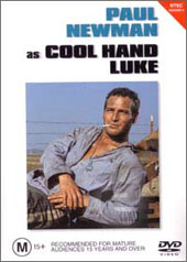 Cool Hand Luke on DVD