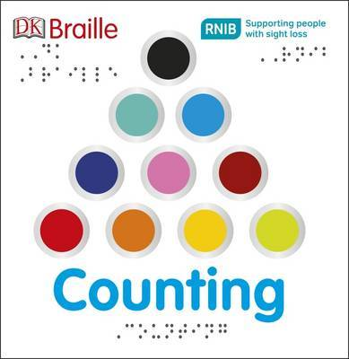 DK Braille Counting by DK