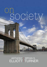 On Society by Anthony Elliott